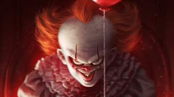 Pennywise Artwork Wallpaper