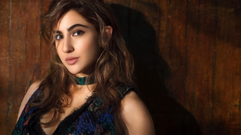 Sara Ali Khan 4K Wallpaper