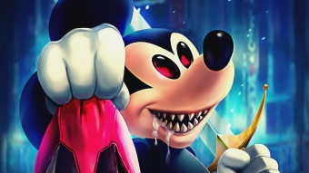 Disney Evil Mickey Wallpaper