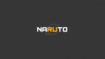 Naruto Hidden Village Logo Minimal 5k Wallpaper