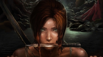 Tomb Raider girl4k Wallpaper