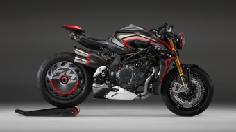 MV Agusta Rush 1000 2020 5K Wallpaper