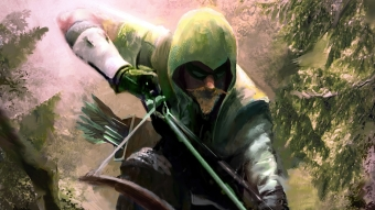 Green Arrow 4k 2020 Wallpaper