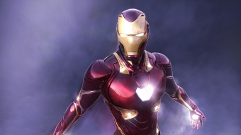 2020 Iron Man Suit Wallpaper