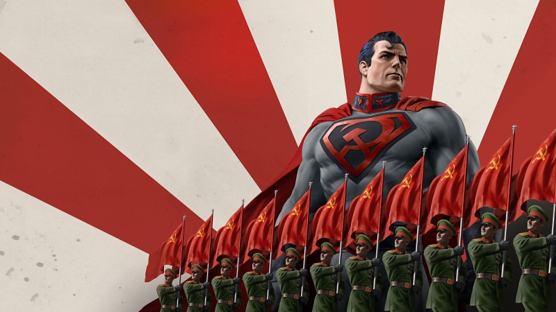 Superman Red Son 2020 5K Wallpaper