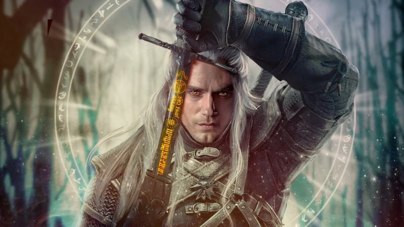 The Witcher Tv Series Wallpaper