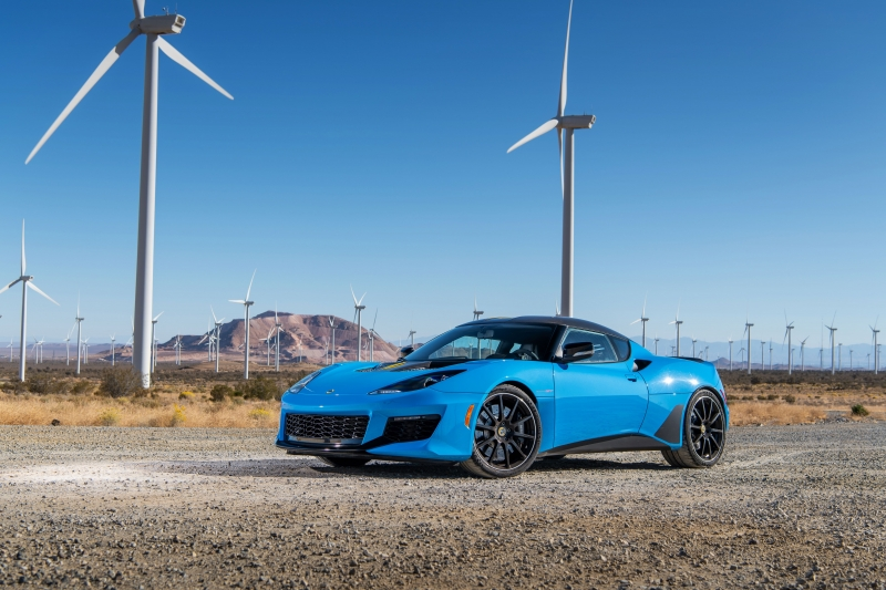 2020 Lotus Evora GT 8k Wallpaper