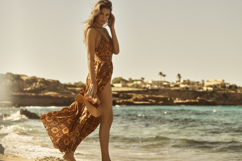 Doutzen Kroes BA And SH Spring Summer Campaign 2020 Wallpaper
