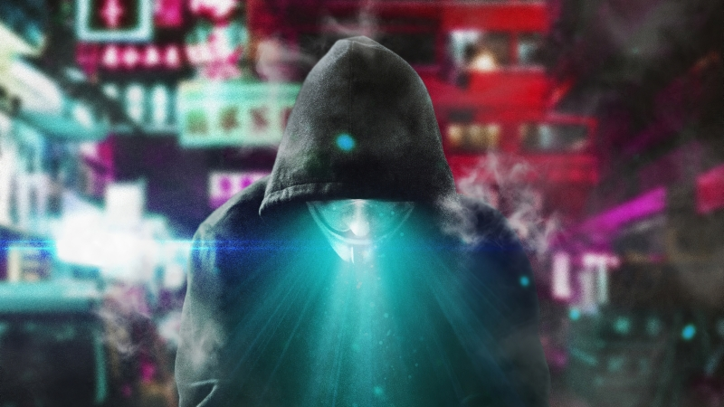 Anonymous Guy With Powers 4k Wallpaper