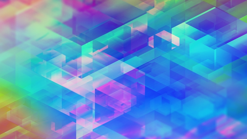 Colorful Abstract 4K Wallpaper