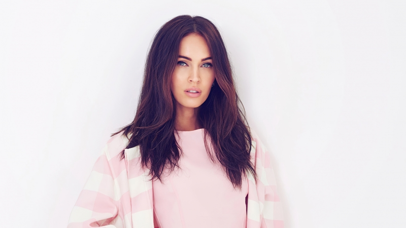 Megan Fox Model Wallpaper