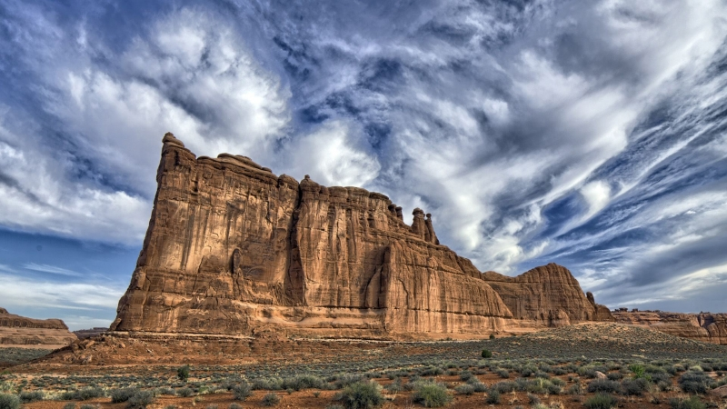 Arches National Park HD Wallpaper