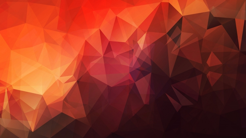 Abstract Polygon Background 4K HD Wallpaper
