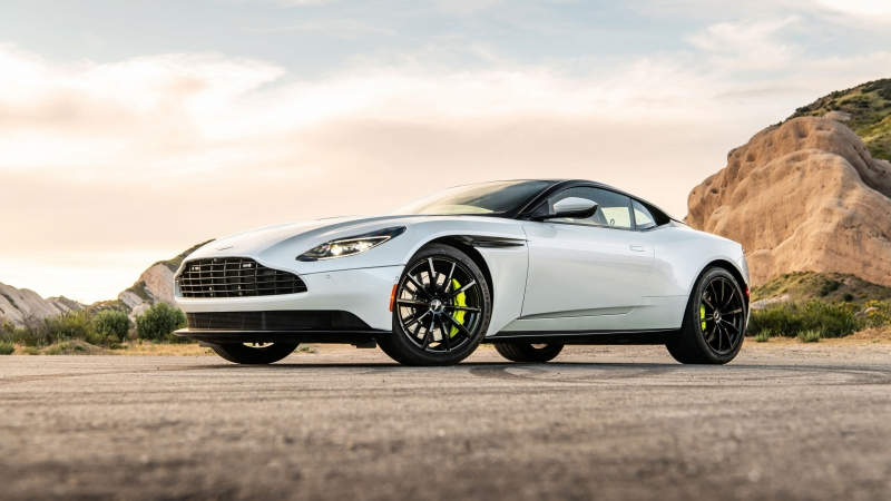 2020 Aston Martin DB11 AMR 4K 5K HD Wallpaper