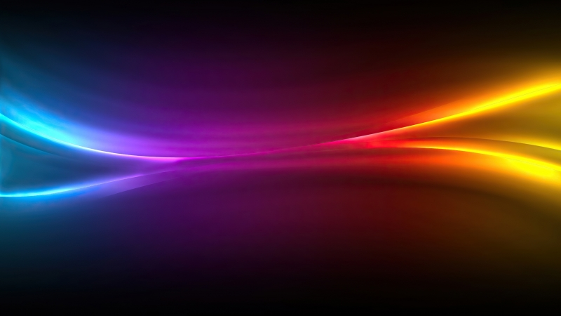 Abstract Colors Pattern 4K HD Wallpaper