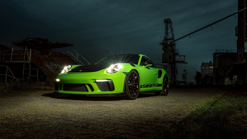 Porsche 911 GT3 RS HD Wallpaper