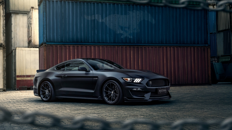 Ford Mustang Shelby GT350 Wallpaper HD Wallpaper