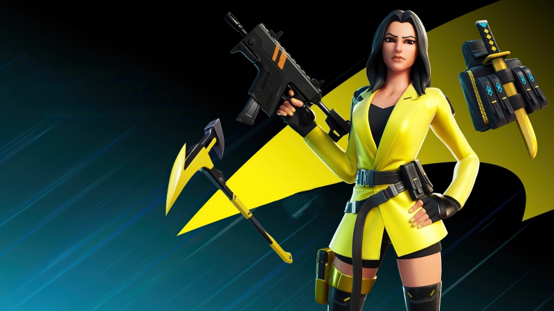 New Fortnite Pack 2020 4K HD Wallpaper