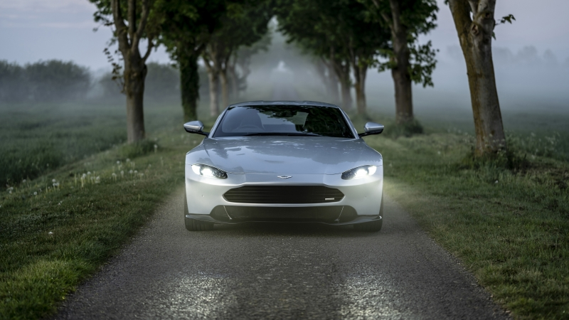 Revenant Automotive Aston Martin Vantage 2020 4K 5K HD Wallpaper