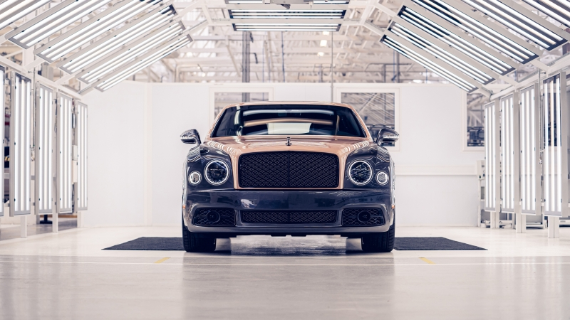 2020 Bentley Mulsanne 675 Edition by Mulliner 4K 5K HD Wallpaper