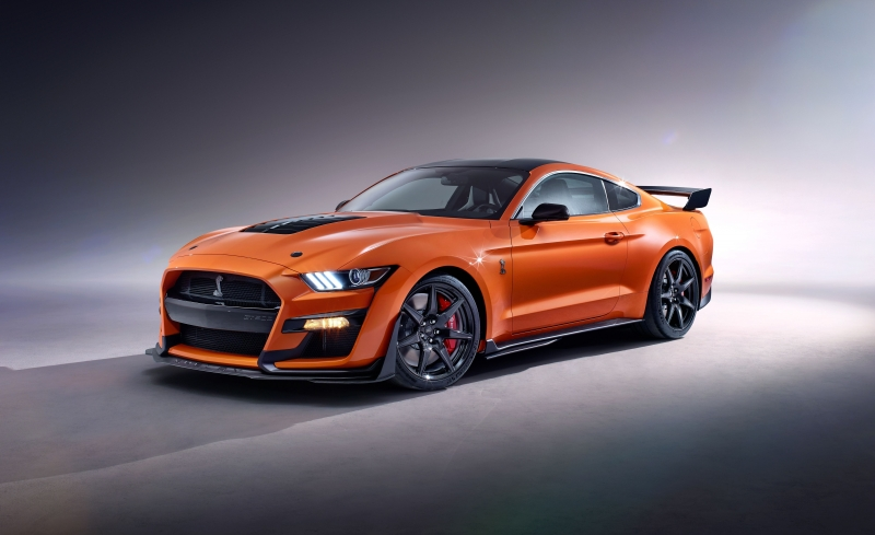 2020 Ford Mustang Shelby GT500 5k Wallpaper