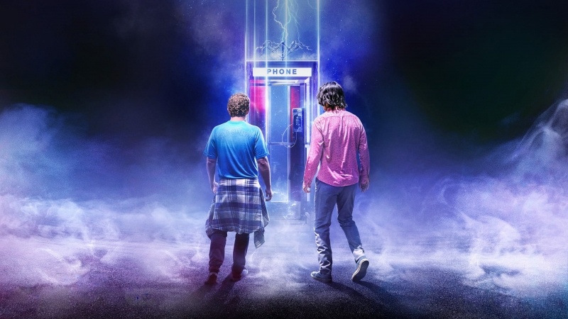 Bill & Ted Face the Music HD Wallpaper