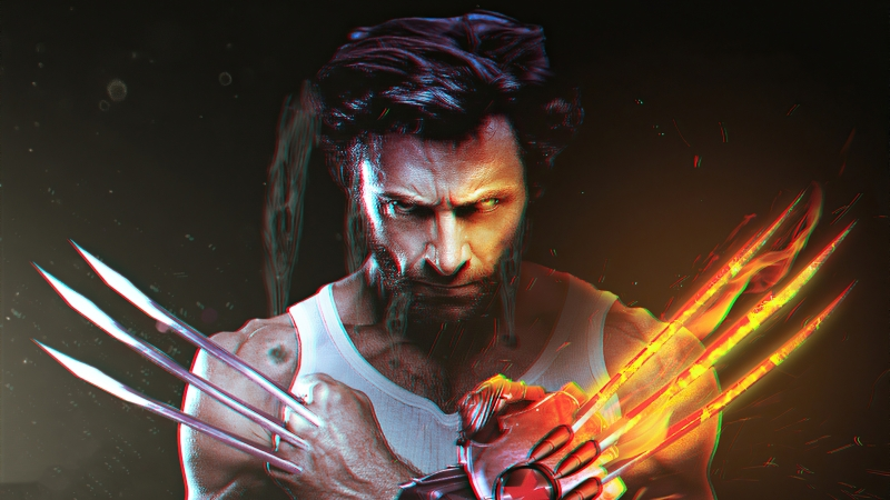Wolverine Art 2020 Wallpaper