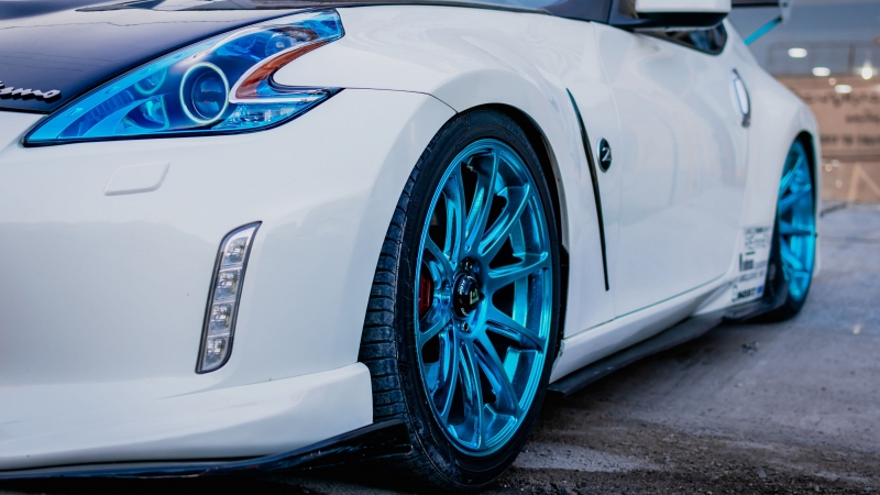 Nissan 370z Nissan Wheels 4K HD Wallpaper