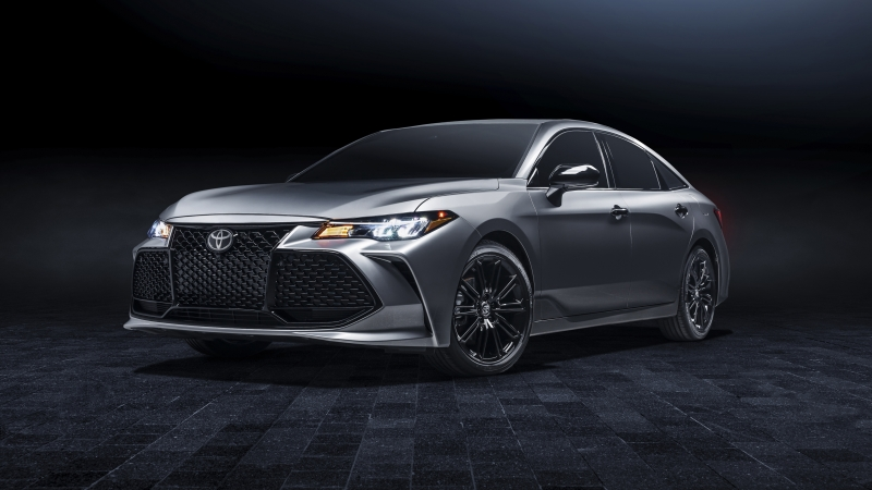 2021 Toyota Avalon XSE Nightshade Edition 4K HD Wallpaper