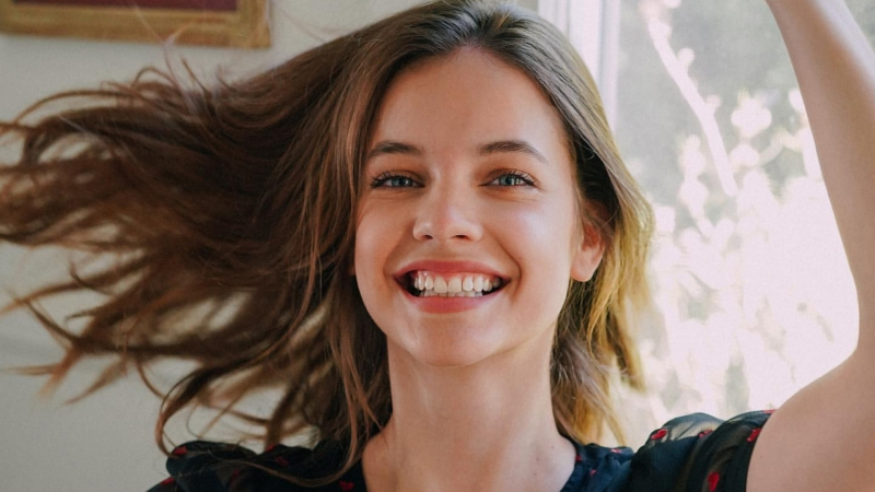 Barbara Palvin Cute Smile HD Wallpaper