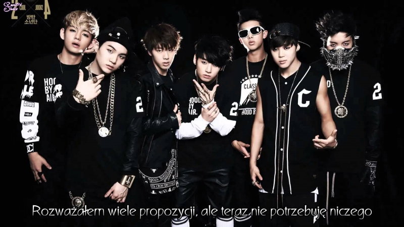 BTS Hip Hop Gang HD Wallpaper