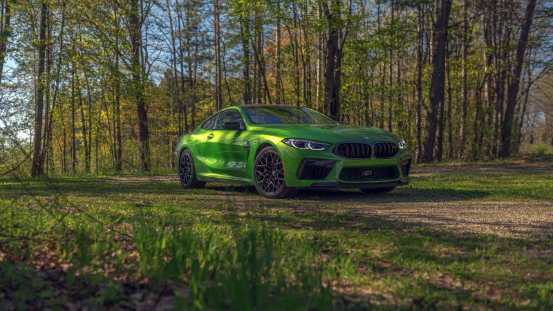 2020 BMW M8 Competition Coupe 4K HD Wallpaper
