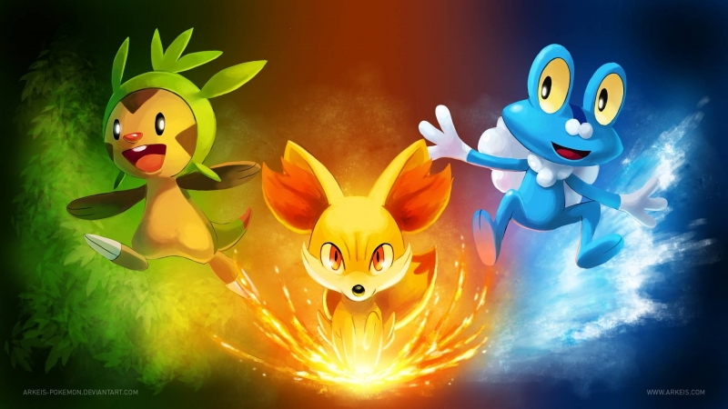Pokemon 11 HD Wallpaper