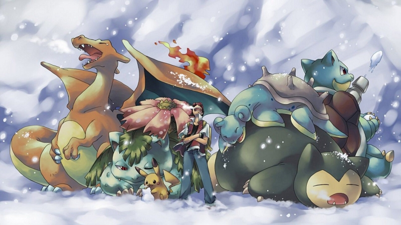 Pokemon 2 HD Wallpaper