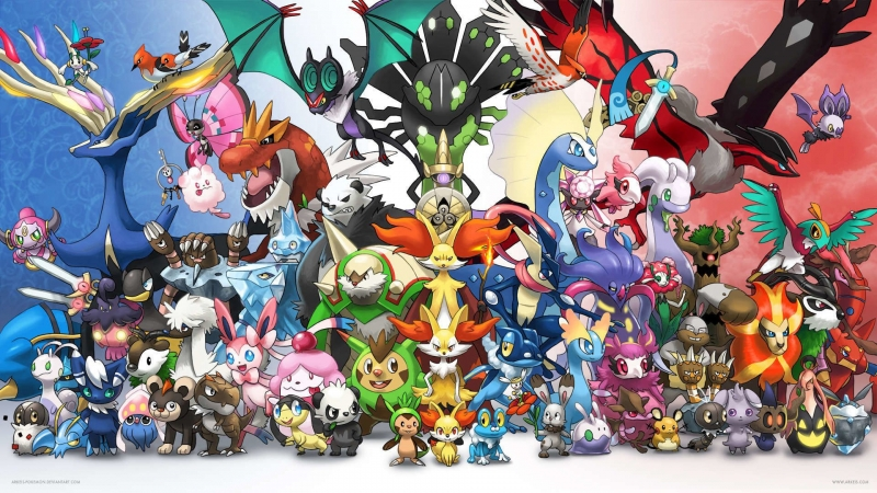 Pokemon 7 HD Wallpaper