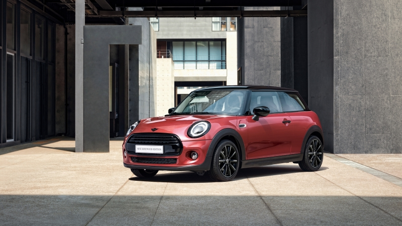 MINI Cooper Rosewood Edition 2020 4K 5K HD Wallpaper