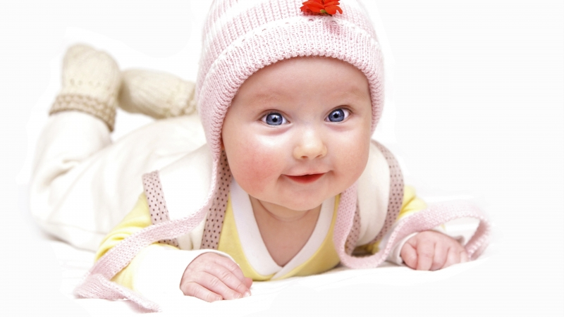 Baby 4K 5K HD Cute Wallpaper
