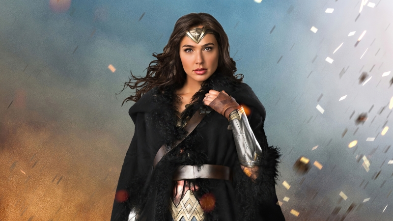 Diana Prince aka Gal Gadot HD Movies Wallpaper