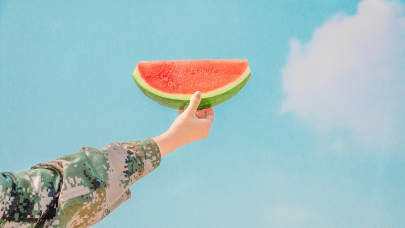 Summer 2 4K 5K HD Watermelon Wallpaper