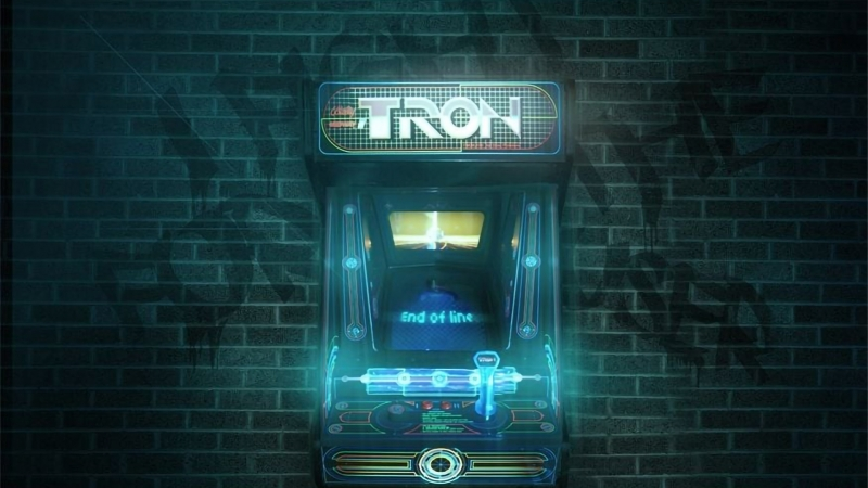 Tron Ares Fan Poster HD Movies Wallpaper