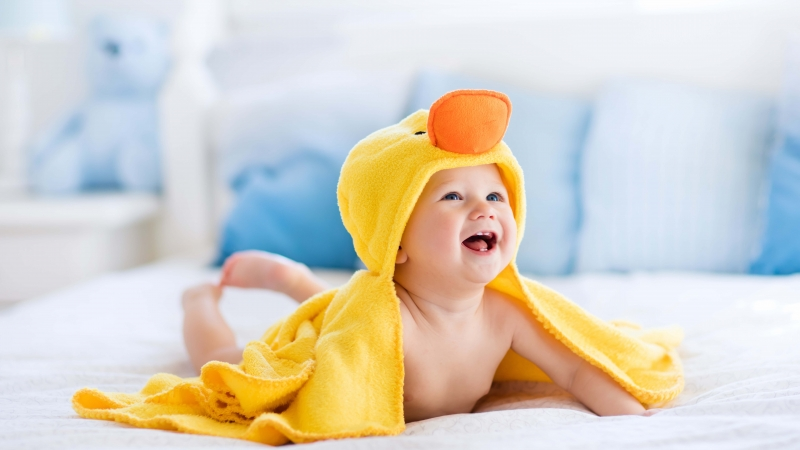 Baby 1 4K 8K HD Cute Wallpaper