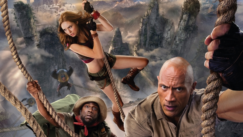 Jumanji The Next Level 4K 7 HD Movies Wallpaper