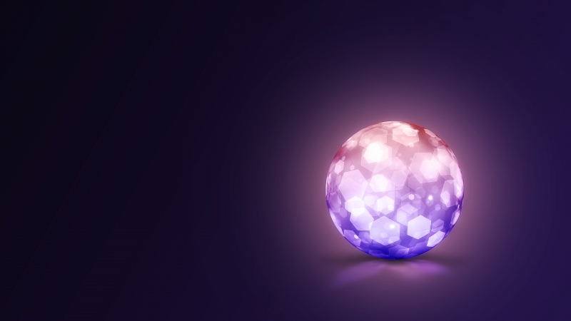 Abstract Sphere 4K 5K HD Abstract Wallpaper