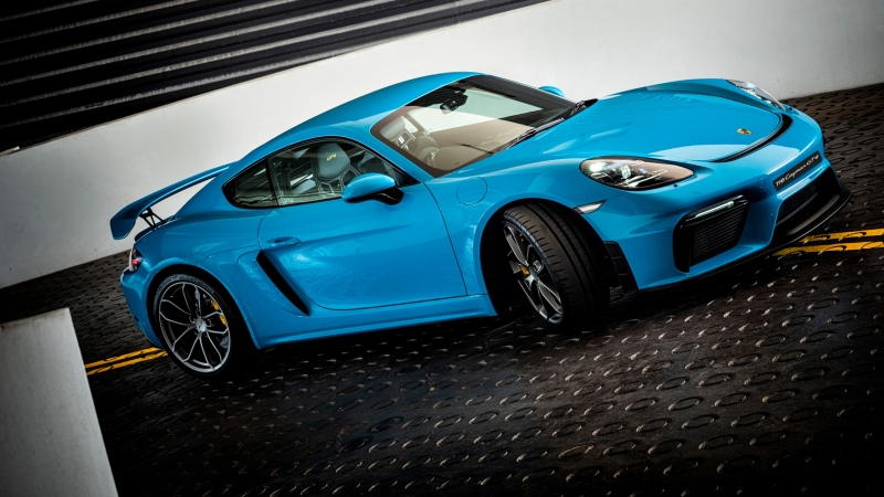 Porsche 718 Cayman GT4 2020 HD Cars Wallpaper