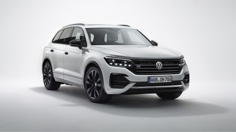 Volkswagen Touareg V8 TDI Last Edition 2020 4K 5K HD Cars Wallpaper
