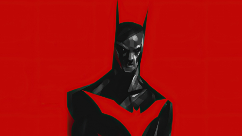 4k Batman Beyond 2020 Artwork Wallpaper