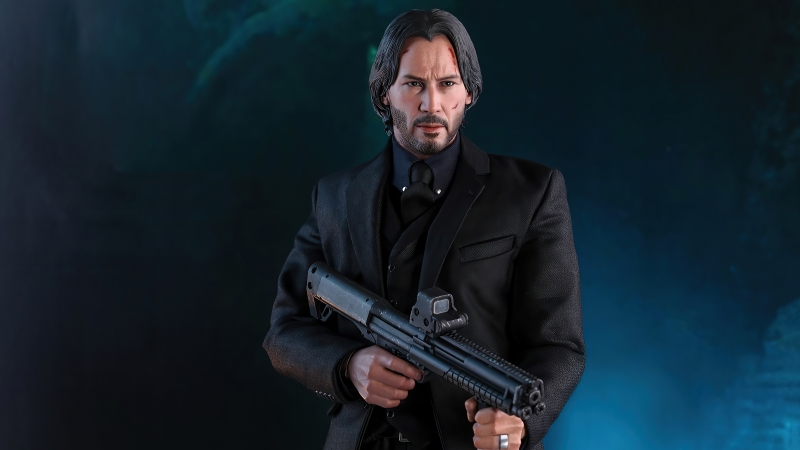 John Wick 2020 4k Wallpaper