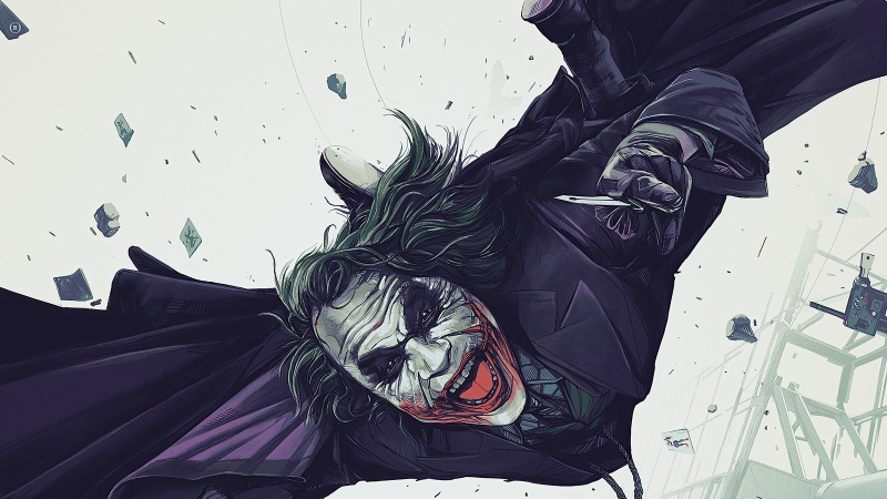 The Dangerous Joker Wallpaper