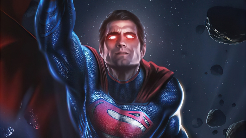 2020 Superman Henry Cavill 4k Wallpaper