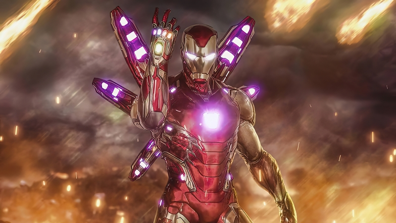 Iron Man 2020 4k Art Wallpaper